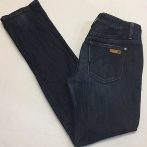 Woman's Joe's Jeans Skinny Boyfriend Paradis Wash